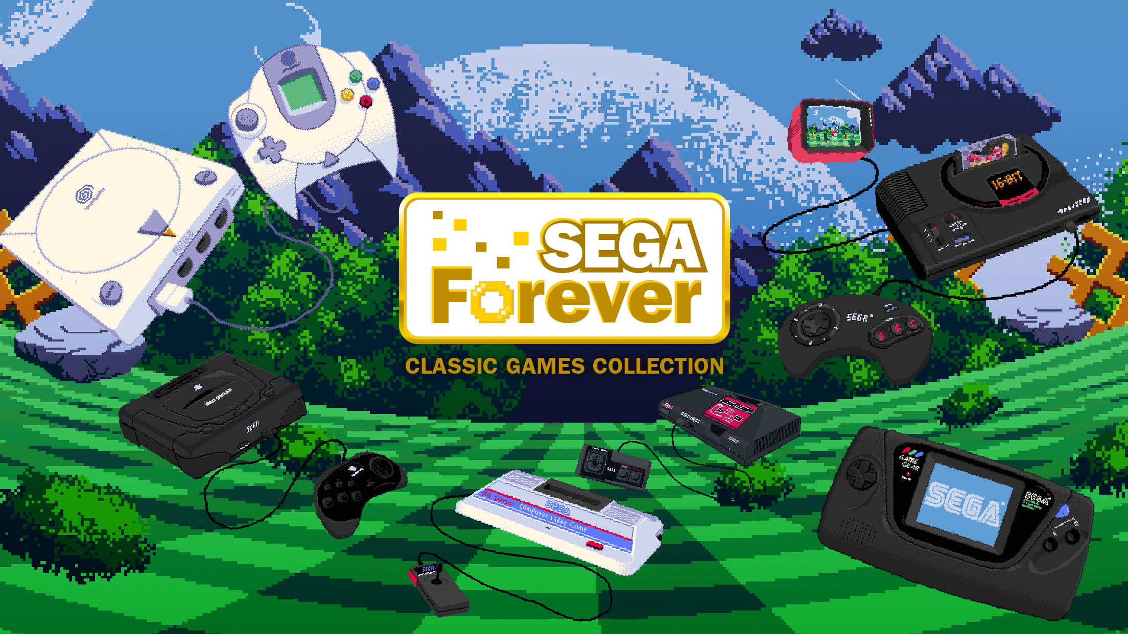 Sega Forever: Every Game Released So Far [Updated: 9/15/17]