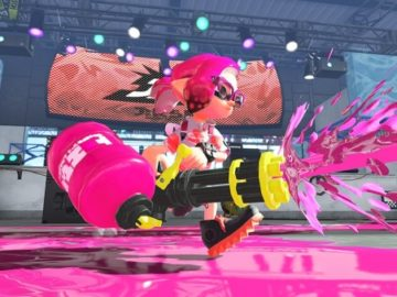 Splatoon 2's Splatfest Event Is Now Live Across US/UK