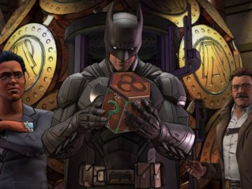 Telltale Announces Batman: The Enemy Within; Releases on August 8