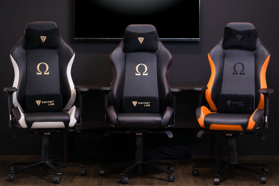 Secretlab Omega Gaming Chair Review Gameranx