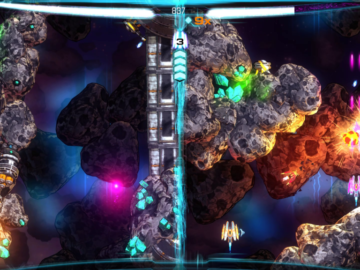 Dimension Drive Navigating its way to Nintendo Switch