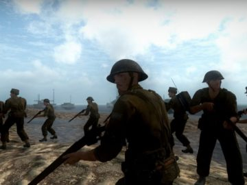 Historical FPS Day of Infamy Introduces Second Free Update