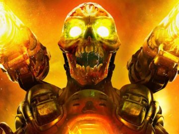 DOOM Nintendo Switch Adds Motion Control Support