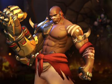 Overwatch's Doomfist Arrives To All Platforms July 27th