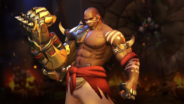 Doomfist Smashes Into Overwatch Next Week