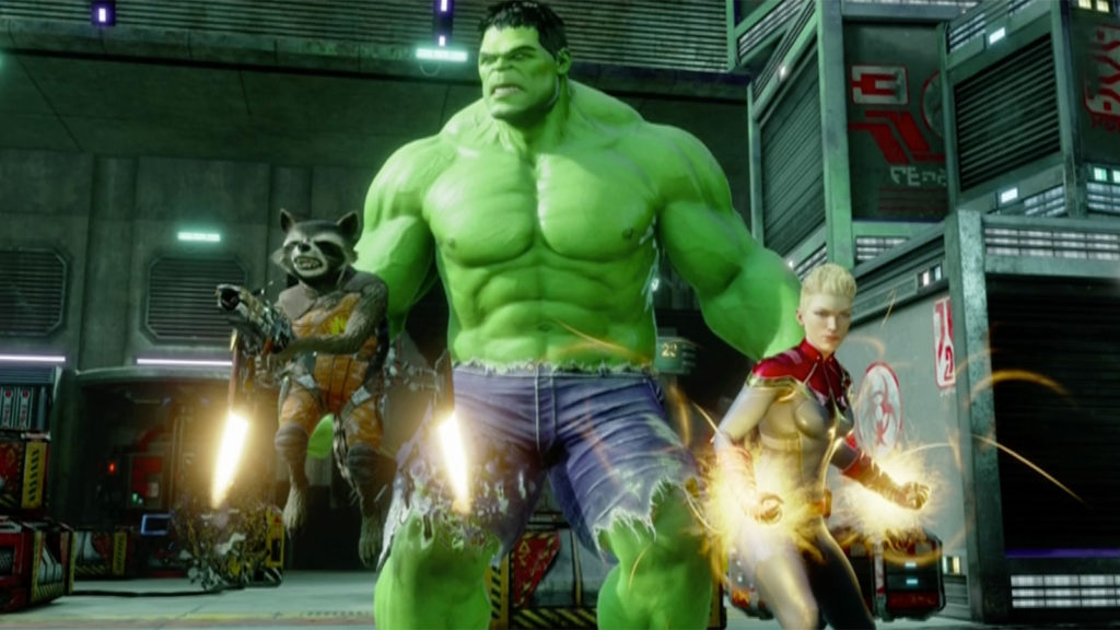 Oculus Announces First Ever Marvel VR Game