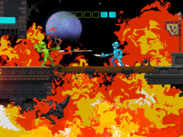 You Can Pre-Order Joust 'Em Up Nidhogg 2 Right Now