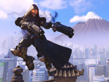 Overwatch Patch 2.15 Is Now Live For PS4 and Xbox One