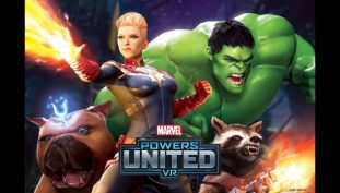Powers United VR Marks Marvel's First Major VR Title; Releases in 2018 for Oculus Rift And Touch