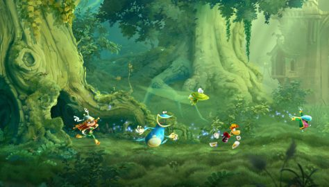 Ubisoft Announces Free Month of Games, First Up is Rayman Legends