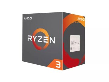 AMD Announces Budget Friendly Ryzen 3 Processors