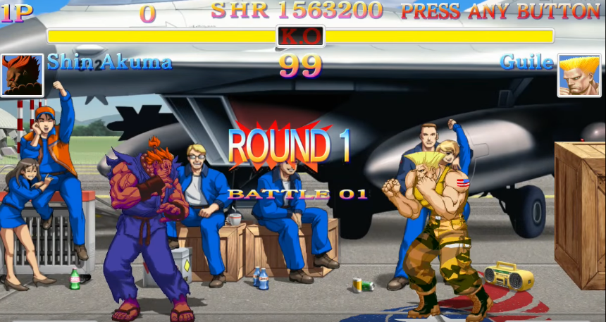 Ultra Street Fighter 2 How To Unlock Shin Akuma Characters