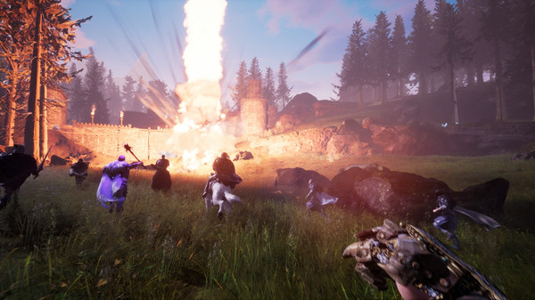 'Citadel: Forged With Fire' Announced, Coming to Steam Early Access - Trailer