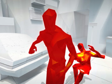 Time-Splitting FPS SUPERHOT Coming to PS4, PSVR
