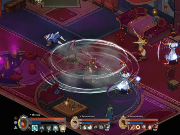 Masquerada: Songs and Shadows is a Magical Renaissance RPG
