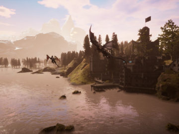 Citadel: Forged With Fire Receives Epic Launch Trailer