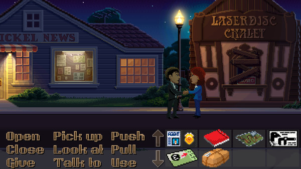 Thimbleweed Park Heading to PS4 on August 22nd