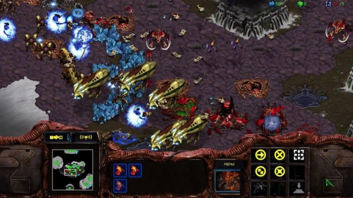 StarCraft Remastered System Requirements Revealed - Gameranx