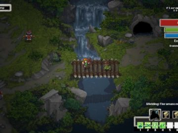 Tangledeep 16-Bit Adventure Releases On Early Access Next Week