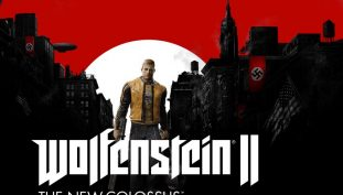 Wolfenstein II: The New Colossus Will Run At 4K