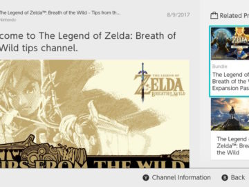Breath of the Wild: Get Free Items From News Posts | New Feature