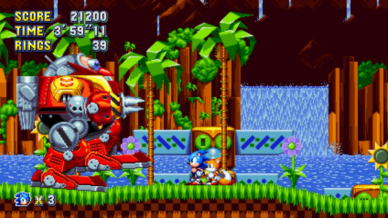 Sonic Mania How To Beat Every Boss All Boss Battles Guide Gameranx