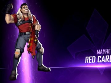 Agents of Mayhem: Agent Red Card Rotkapp Breakdown | Characters Guide