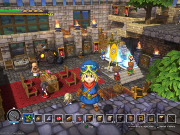 Dragon Quest Builders 2 Coming To Nintendo Switch And PS4