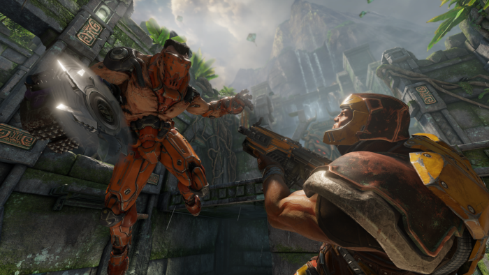 Quake Champions enters Early Access phase on August 22nd