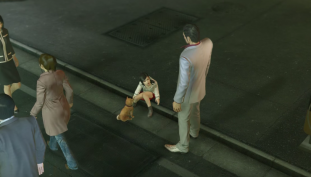 Yakuza Kiwami: How To Save The Chapter 4 Starving Dog | Walkthrough