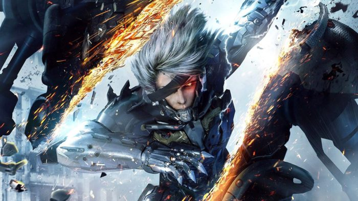 Metal Gear Rising: Revengeance and ScreamRide Now Backward Compatible