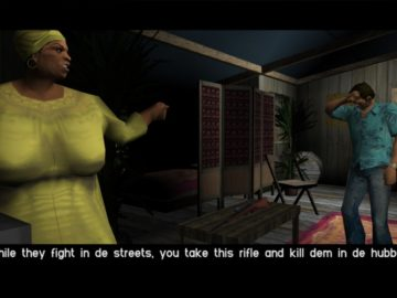 Rockstar Games Facing Lawsuit Over GTA: Vice City's Auntie Poulet