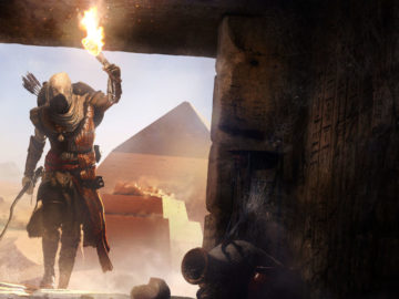 New Assassin's Creed Origins Gameplay Footage Released