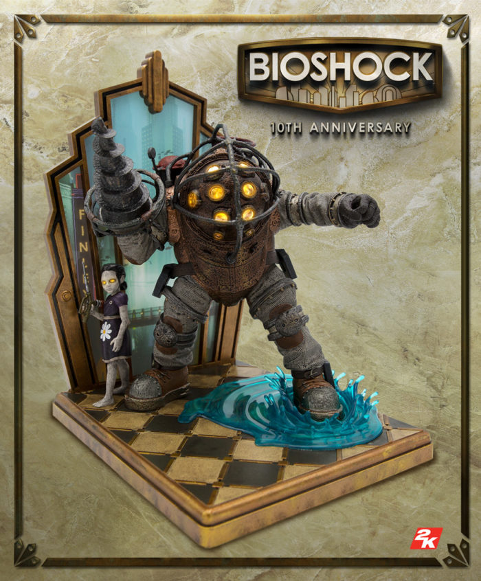 BioShock 10th Anniversary Collector's Edition announced, includes dope ass statue