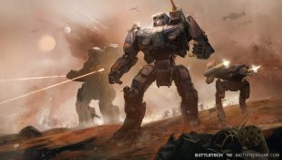 BATTLETECH Delayed To Early 2018