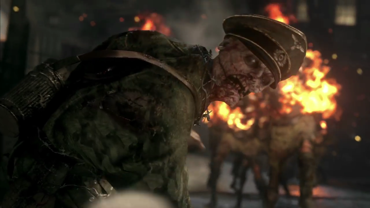 4 Ways Call of Duty: WW2 Changes the Zombies Formula