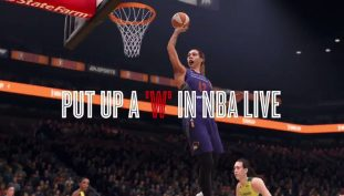 NBA Live 18 Set to Feature Womens Basketball for The First Time; Trailer Released