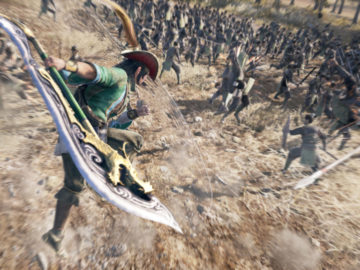 Dynasty Warriors 9 Coming to Western Audiences on PS4, Xbox One and PC