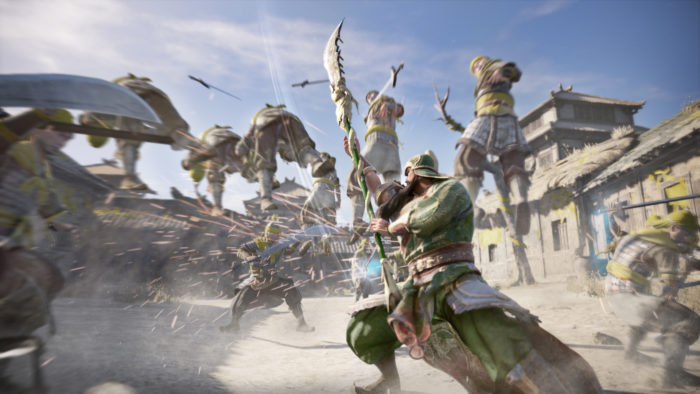 Dynasty Warriors 9 PS4 Patch Allows All PS4 Users To Change ...