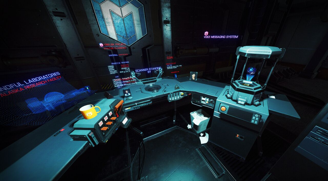 Sci-Fi Adventure FORM Releases for Oculus Rift