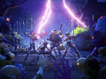 Fortnite Update 1.21 Adds Horde Bash Mode; Changes Made to Battle Royale Mode