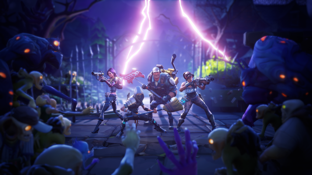 Epic Games Caps Fortnite at 30 FPS on PS4 and PS4 Pro After