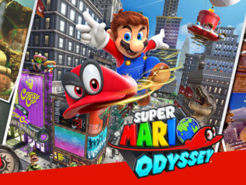 Super Mario Odyssey Becomes First Title in the History of the Franchise to Receive an E10+ Rating from ESRB