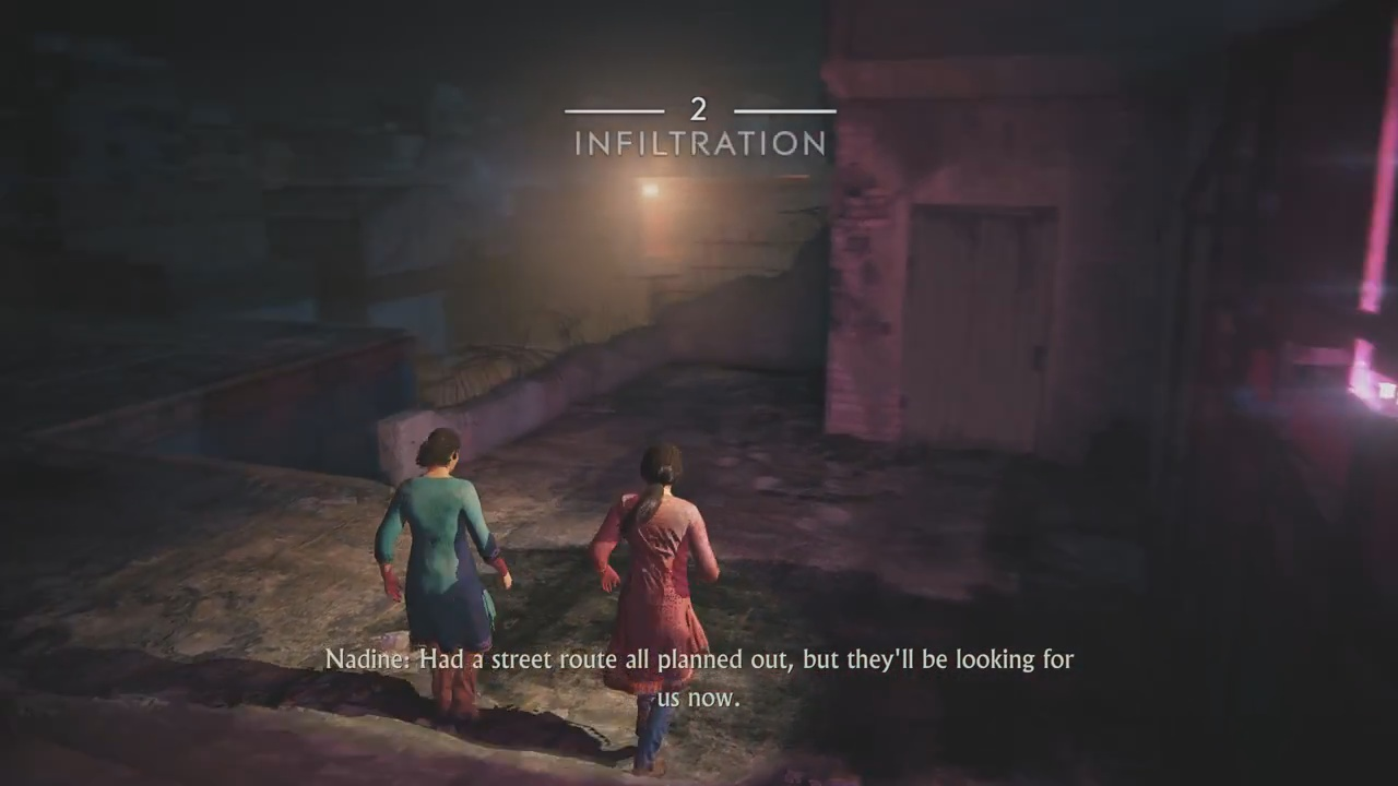 Uncharted The Lost Legacy Walkthrough Chapter 2 Infiltration