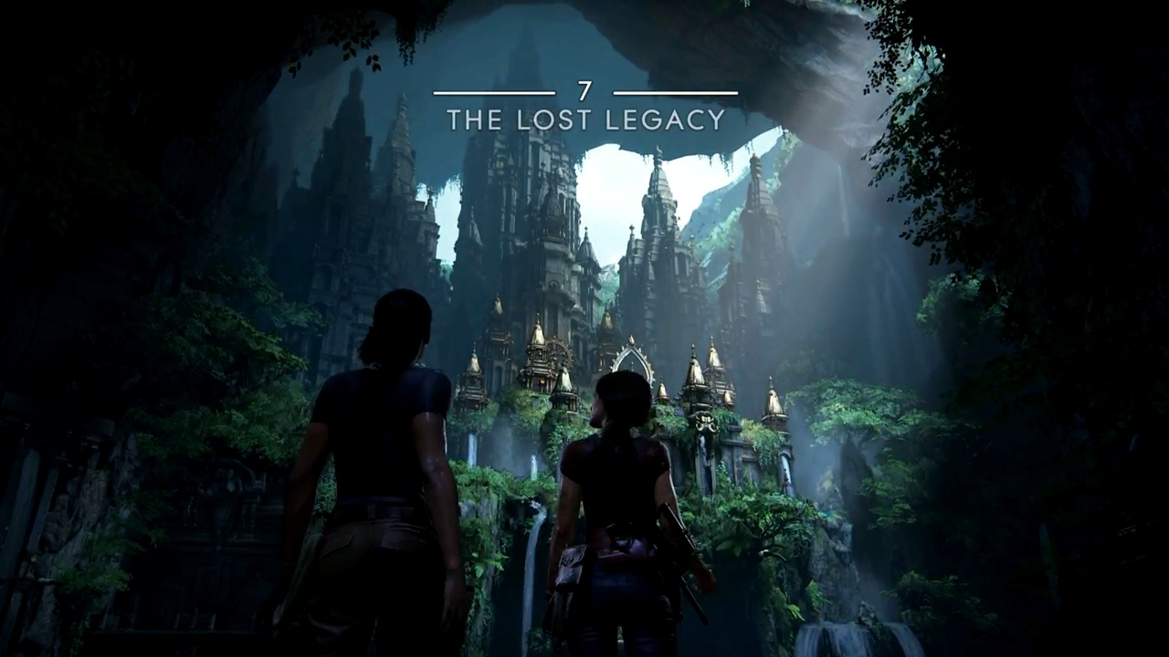 Uncharted: The Lost Legacy Walkthrough | Chapter 7 The Lost Legacy