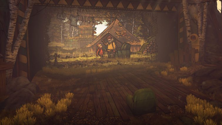 The Lost Bear is a Beautiful VR Adventure About a Lost Teddy