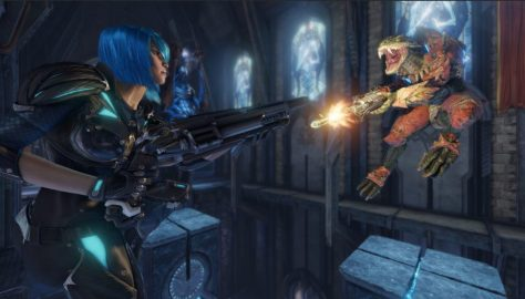 Quake Champions: How To Unlock Legendary Skins With Lore Scrolls