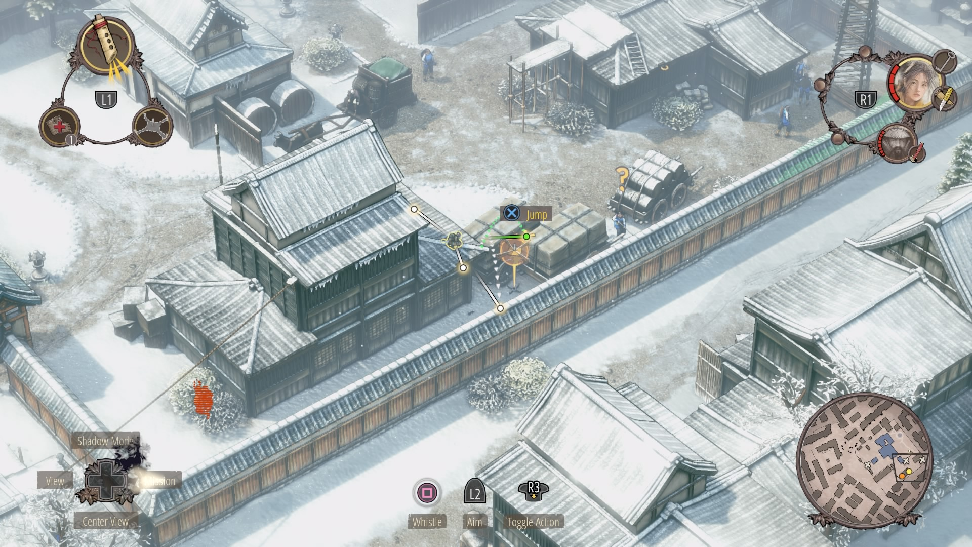how to get medipack in shadow tactics