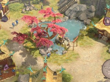 Shadow Tactics Walkthrough | Mission 4: Mount Tsuru
