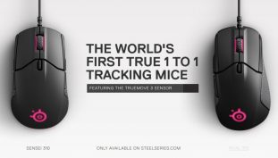 SteelSeries Sensei 310 & Rival 310 Gaming Mouse Review